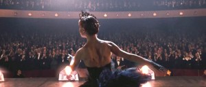 I watched the talked-about movie Black Swan by the director Darren Aronofsky.